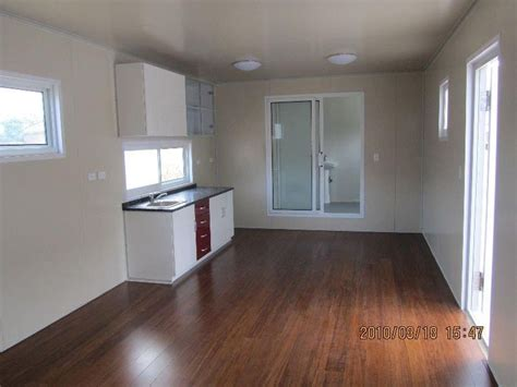 Shipping Container Floor Plan kitchen container house sh101 kitchen star house