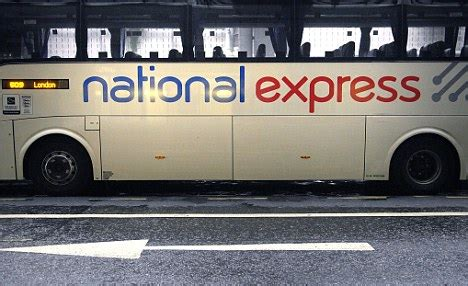 national express raises profit expectations as bus network