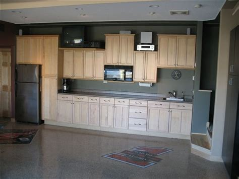 kitchen garage cabinets garage kitchen g f one garage floor coatings