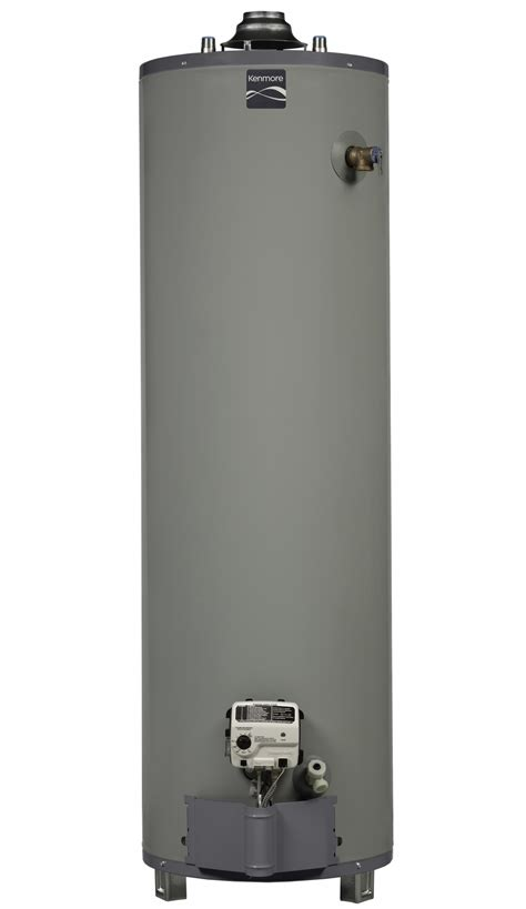 Water Heater Gas Niko kenmore 55940 40 gal 9 year gas ultra low nox water heater select california