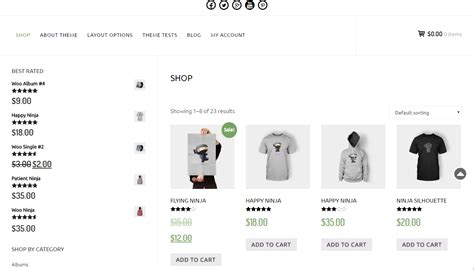 best free ecommerce themes best free ecommerce themes in released in 2016
