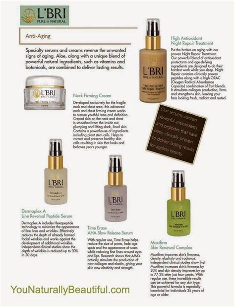 Freshener Anti Aging you naturally beautiful l bri anti aging serums deliver lasting results you naturally