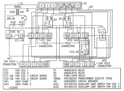 york air conditioner wiring diagram wiring diagram