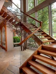 Timber Stairs Design 10 Simple And Diverse Wooden Staircase Design Ideas