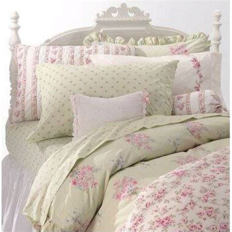lovely cottage bedding shabby cottage style
