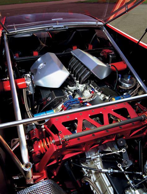 vw w12 engine bay