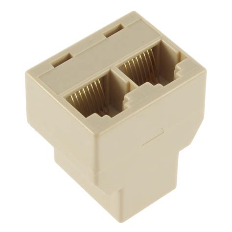 Rj45 Lan Networking Connector rj45 extender connector adapter coupler for broadband network lan cable eachine in de