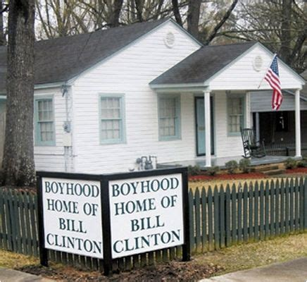 Bill And Clinton House by Tales From The Rowe Household April 2016