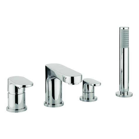 adora bathroom taps adora style bath shower mixer 4 hole with shower kit