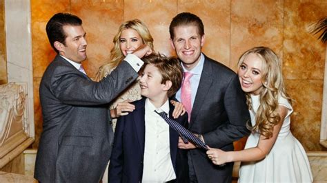donald trump family photos making of a president part 3 donald trump s family and