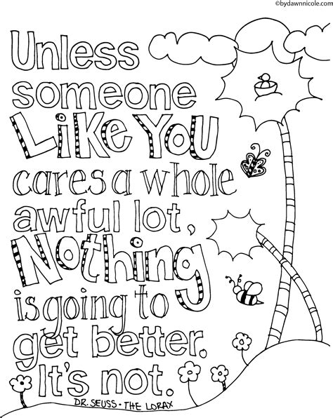 the lorax coloring pages lorax coloring pages to print dr seuss