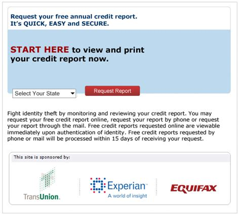 Free Credit Report by How To Get A Free Credit Report