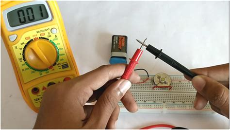 how to test a broken resistor how to use a digital multimeter measure voltage current resistance continuity with multimeter