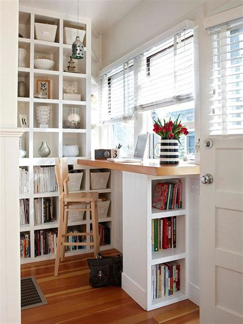Built In Desk Ideas For Small Spaces Decorar Espacios Peque 209 Os Ideas Soluciones Y Fotos