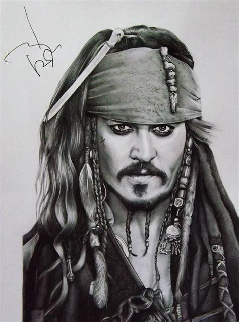sketch tattoo johnny depp oltre 1000 idee su disegno di passero su pinterest