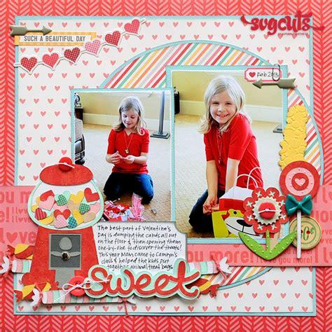 scrapbook layout blogs sweet scrapbook layout by jana eubank svgcuts com blog