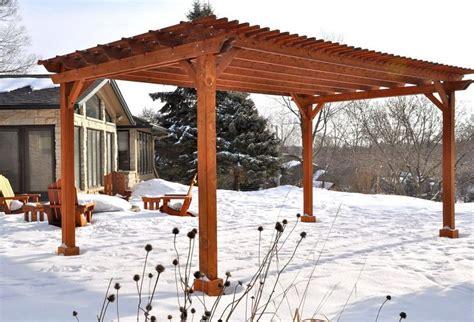 Grape Vine Pergola Plans Home Design Ideas 20 X 20 Pergola Plans