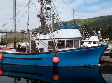 commercial crab fishing boats for sale 1979 commercial fishing longliner combo crab salmon