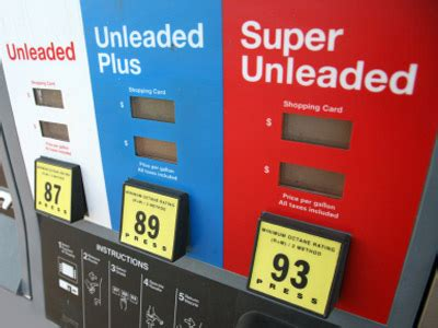 is premium gasoline really better for luxury vehicles