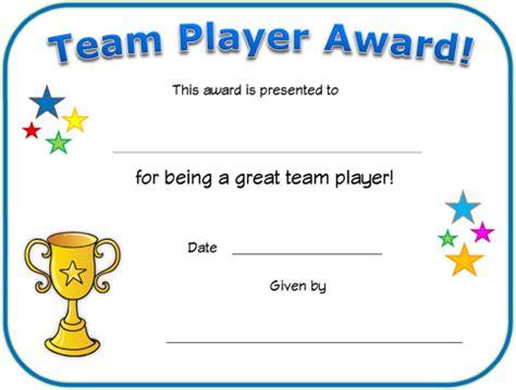 team awards certificates templates download sports award certificate for free formtemplate
