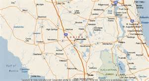 gainesville florida map map of gainesville