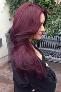 aubergine hair color violet hair eggplant color gorgeous purple