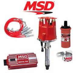 Msd Ignition Part Number 6200 Msd Ignition Complete Kit Digital 6al Distributor Wires