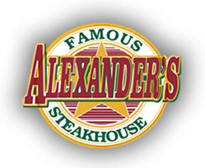 Alexander S Steakhouse Gift Card - alexanders steakhouse alexander s steakhouse