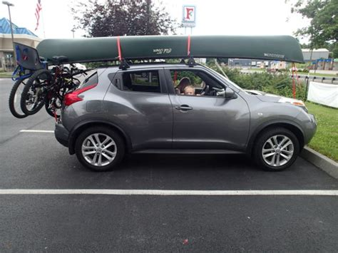 Nissan Juke Roof Bars Nissan Juke Kayak Rack 2017 Ototrends Net