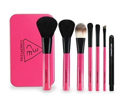 3ce 3 Concept Brush Set Alat Make Up 3ce concept make up brush set end 5 21 2018 6 15 pm