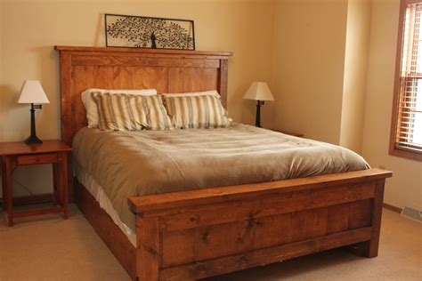 bed plans woodwork bed plans pdf plans