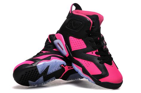 air 6 black pink shoes for sale air jordans