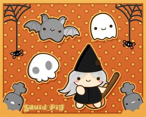 imagenes halloween kawaii dibujos de halloween kawaii mejor conjunto de frases