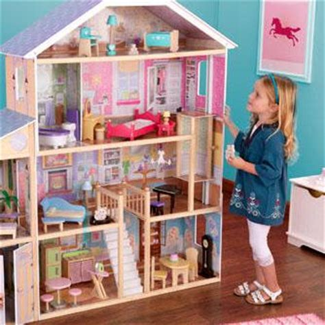 majestic mansion doll house kidkraft majestic mansion dollhouse with furniture roselawnlutheran