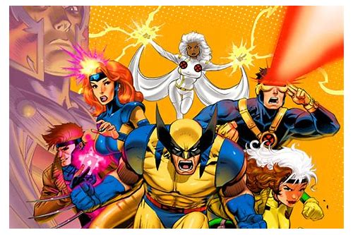 download x-men the animated series
