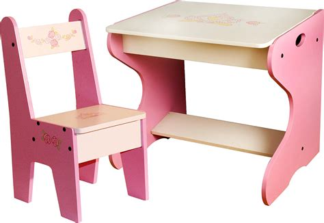 study table and chair woody wood princess study table and chair 050 price in