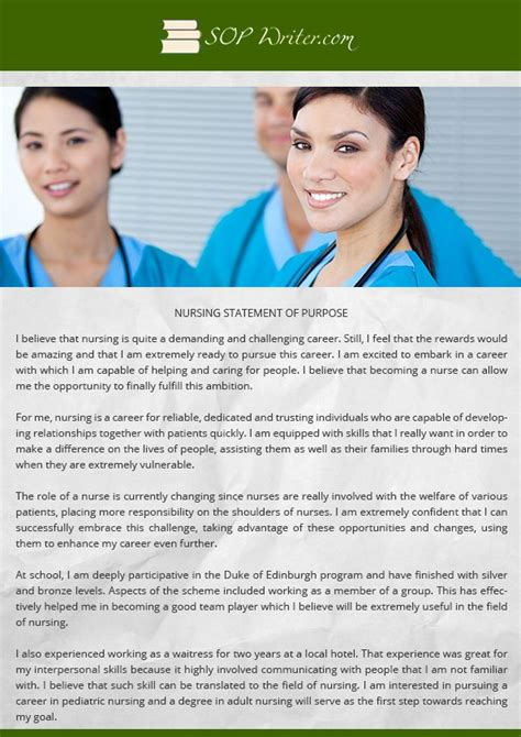 sle resume for master degree application statement of purpose nursing graduate school exle
