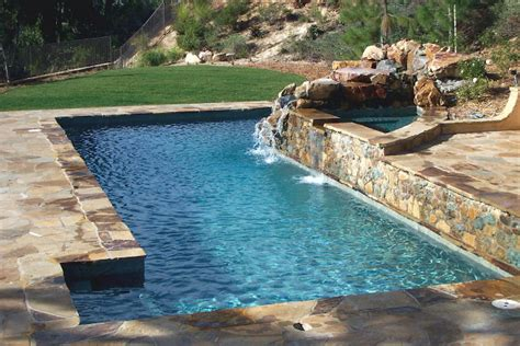 inground lap pool gallery san diego pool builders la jolla pool company