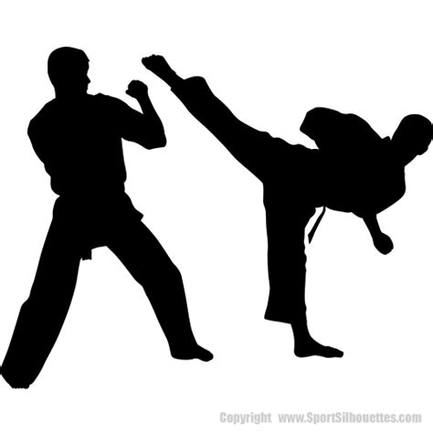 Martial Arts Wall