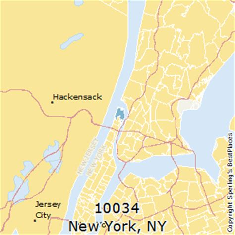 best places to live in new york (zip 10034), new york