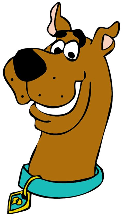 scooby doo painting free scooby doo clip free cliparts