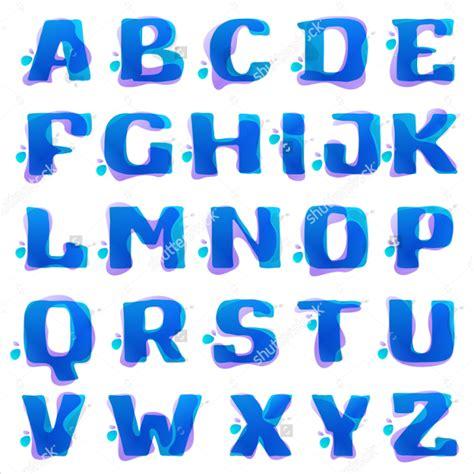 21 alphabet bubble letter designs free premium download