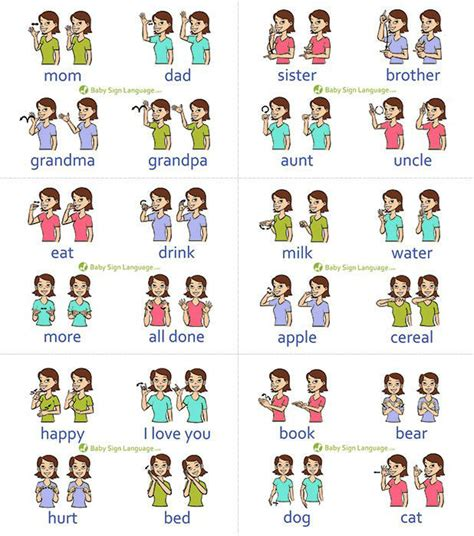 printable flashcards for sign language autism product reviews autismsd com