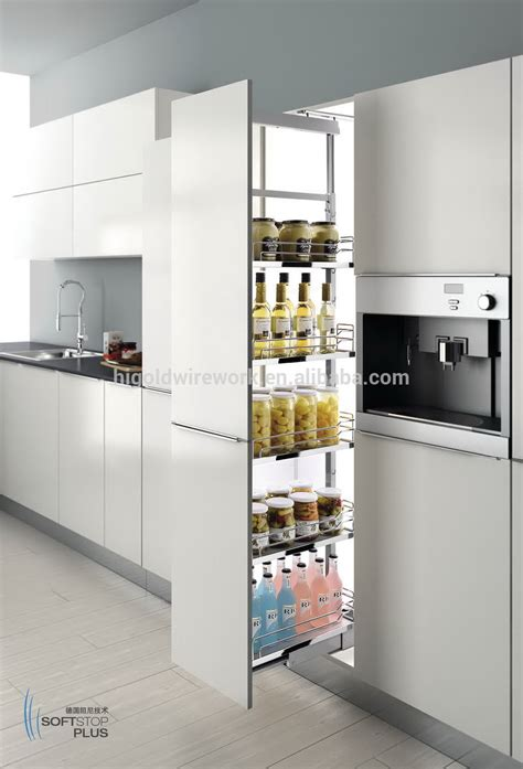 Cabinets Kitchen Cost Good Quality Kitchen Larder Cabinet Soft Closing Tall Unit