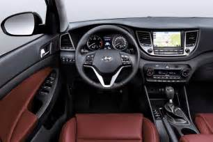 Interior Of Hyundai I10 Photo Tucson 2015 Interieur