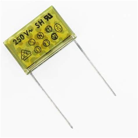 y capacitor safety rating 0 1uf 250vac y2 paper safety capacitor evox rifa pme265me6100m west florida components