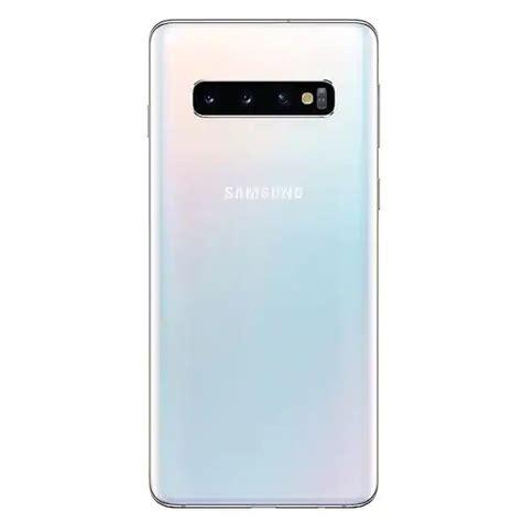 Samsung Galaxy S10 128gb Sm G973f Ds by Samsung Galaxy S10 Dual Sim Sm G973f Ds 128gb Prism White Expansys Australia