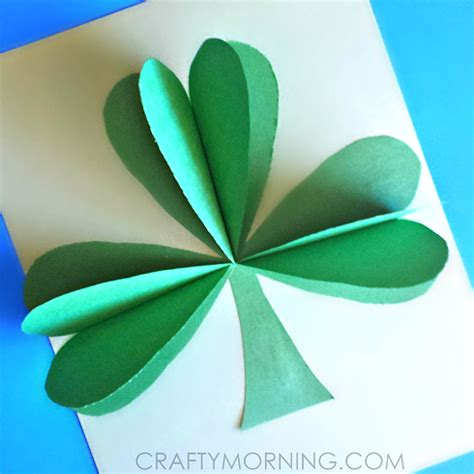 st patricks day crafts for st s day crafts and activities the idea room