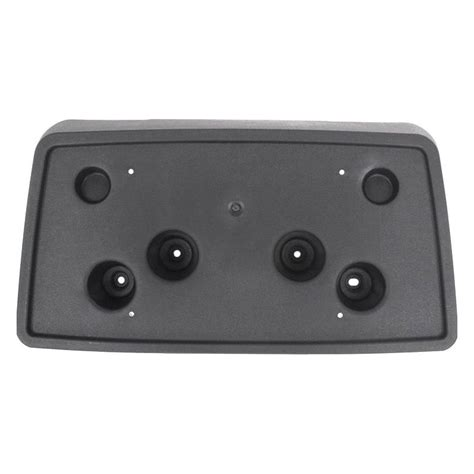 replace 174 gm1068136 front license plate bracket