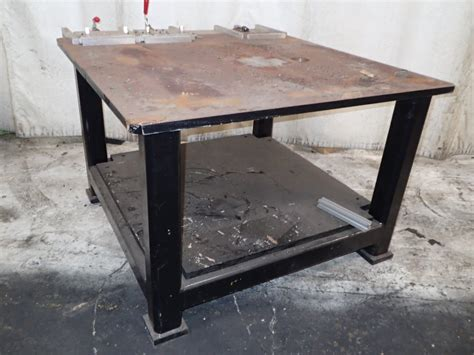 welding table 300086 for sale used
